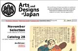 Arts and Designs of Japan